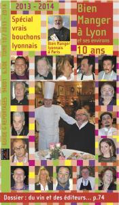 Guide Bien Manger à Lyon 2013-2014