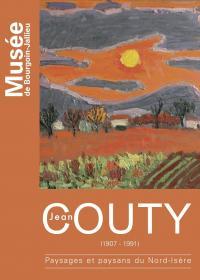 Jean Couty - Paysages et paysans du Nord-Isère