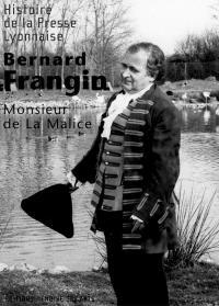 DVD  Bernard Frangin