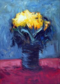 Gilbert Pécoud / Fleurs