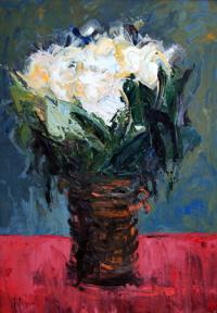 Gilbert Pécoud / Fleurs 2