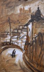 Porte-folio Gilbert Pécoud - 5 ex