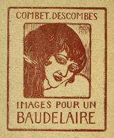Combet - Images pour un Baudelaire - 250 ex numérotés