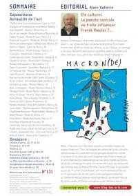Abonnement 12 Numéros Revue Mémoire des Arts