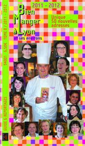 Bien Manger à Lyon  2011 - 2012 - 8e édition