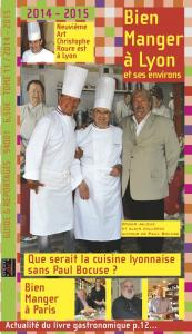 Guide Bien Manger à Lyon 2014-2015