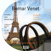 DVD Bernar Venet